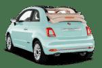 louer Fiat 500 à Minorque