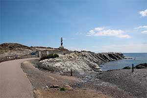 Favaritx lighthouse, Menorca