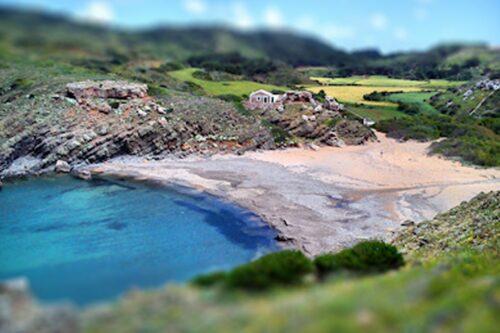 5 FKK-Strände auf Menorca - Cala Calderer