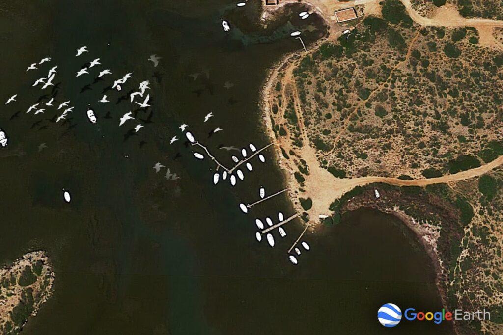 Die Häfen von Menorca - Port de Sanitja