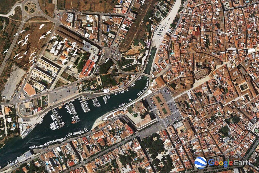 Die Häfen von Menorca - Hafen von Ciutadella