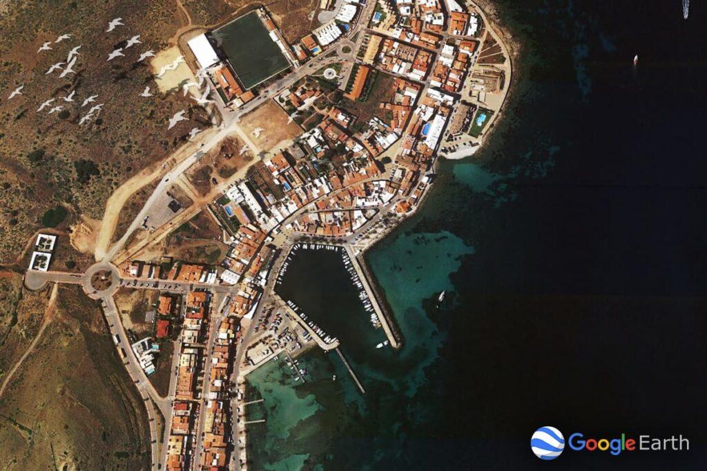 Die Häfen von Menorca - Hafen von Fornells