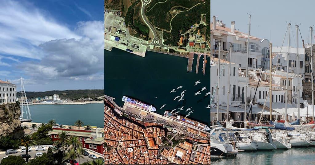 Die Häfen von Menorca