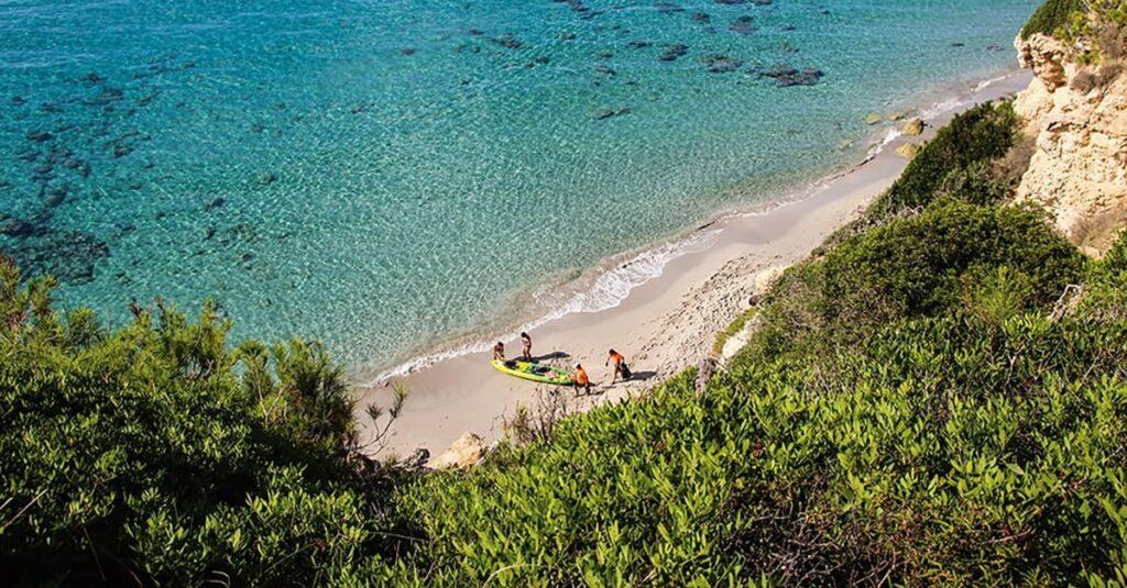 5 criques au sud de Minorque à ne pas manquer