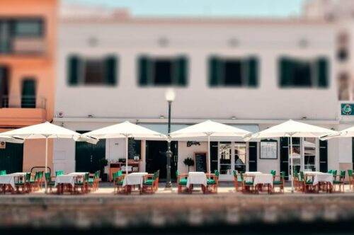 Cafe Balear, Menorca