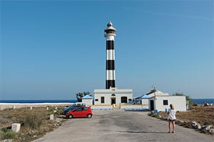 Lighthouse of Artrutx, Menorca