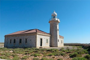 Punta Nati Lighthouse, Menorca