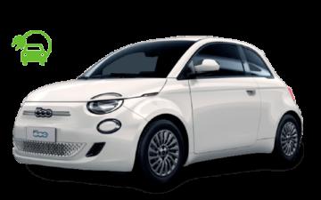 Reserva  FIAT 500 Eléctrico