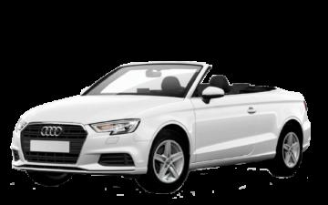 Prenota Audi A3 Cabrio