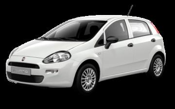 Buchen Fiat Punto, Vw Polo o similar