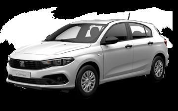 Rent Fiat Tipo, Seat León, Astra o similar