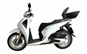 Prenota Honda Scoopy SH 125cc