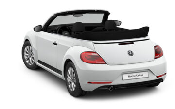 Buchen Volkswagen Beetle Cabrio