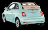Rent Fiat 500 Cabrio