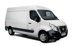 Nissan NV400 o similar