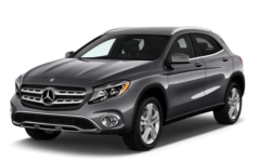 Mercedes GLA o similar