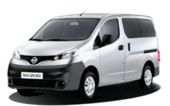 Nissan NV200 7 Plazas